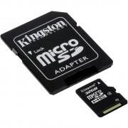 CARTÃO DE MEMÓRIA MICRO SD 32GB COM ADAPTADOR CLASS 10 45MB/S R SDC10G2/32GB - KINGSTON