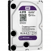 HD 4TB WD PURPLE PARA CFTV 247 SATA III 60GBS 64MB INTELLIPOWER WD40PURX - WESTER DIG