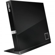 DRIVE DVD-RW USB BLU-RAY (GRAVADOR EXTERNO) PRETO SBW-06D2X-U/BLK/G/AS - ASUS