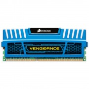 MEMÓRIA 4GB DDR3 1600MHZ CL9 VENGEANCE AZUL CMZ4GX3M1A1600C9B - CORSAIR