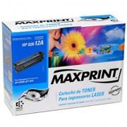 CARTUCHO TONER COMPATIVEL HP BLKG Q2612A 564231 PRETO - MAXPRINT