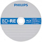 DVD 4X BLU-RAY (UNIDADE) 25GB 37683 - PHILIPS