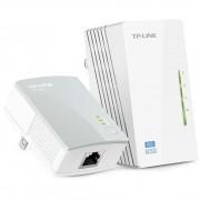 REPETIDOR DE SINAL WIFI 300MBPS AV500 POWERLINE EXTENDER TL-WPA4220 - TP-LINK