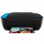 IMPRESSORA MULTIFUNCIONAL DESKJET INK ADVANTAGE ULTRA 4729 PRETO - HP