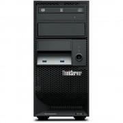 SERVIDOR TORRE THINKSERVER TS150 INTEL XEON E3-1225V5 3.30GHZ 8GB DDR4 1TB DVD-RW PRETO - LENOVO