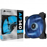 COOLER PARA GABINETE 140MM AIR SERIES AF140 QUIET EDITION CO-9050017-BLED AZUL - CORSAIR