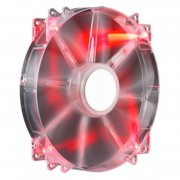 COOLER FAN 200MM CASEFAN MEGAFLOW RED R4-LUS-07AR-GP - COOLERMASTER