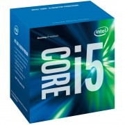 PROCESSADOR 1151 CORE I5-6400 SKYLAKE CACHE 6MB 2.7GHZ (3.3GHZ MAX TURBO) BX80662I56400 - INTEL