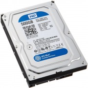 HD 500GB SATA III 7200RPM 16MB SERIE BLUE WD5000AZLX - WESTERN DIGITAL