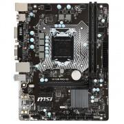 PLACA MÃE 1151 H110M PRO-VD DDR4 DVI USB3.0 (S/V/R) - MSI