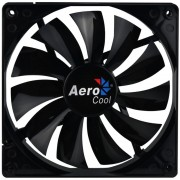 COOLER PARA GABINETE 140 X 140 DARK FORCE BLACK EN51349 PRETO - AEROCOOL