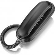 TELEFONE COM FIO MODELO GÔNDOLA TCF 1000 PRETO - ELGIN