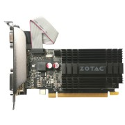 PLACA DE VÍDEO PCIEXP2.0 GEFORCE GT 710 1GB DDR3 64-BITS ZT-71301-20L - ZOTAC