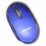 MOUSE ÓPTICO USB 6012020 AZUL - MAXPRINT
