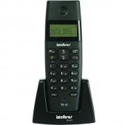 RAMAL PARA TELEFONE SEM FIO TS40R PRETO - INTELBRAS