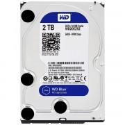 HD 2TB SATA III 64MB 5400RPM 6GB/S WD BLUE WD20EZRZ - WESTERN DIGITAL