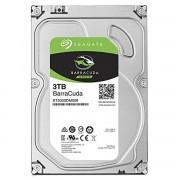 HD 3TB SATA III 7200RPM 64MB 6GB/S BARRACUDA ST3000DM008 - SEAGATE