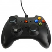 JOYSTICK PARA PC/PS3/XBOX360 USB2.0 JY-9100 PRETO - G-FIRE