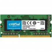 MEMÓRIA PARA NOTEBOOK 8GB DDR3L 1600MHZ SODIMM 1.35V CL11 CT102464BF160B - CRUCIAL