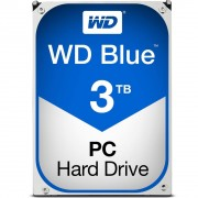 HD 3TB SATA III 64MB 5400RPM 6GB/S WD BLUE WD30EZRZ - WESTERN DIGITAL