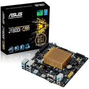 PLACA MÃE COM PROCESSADOR CELERON DUAL CORE J1800 J1800I-C/BR HDMI USB3.0 (S/V/R) - ASUS