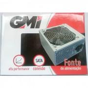 FONTE ATX 500W REAL GMI-500W - GMI