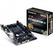 PLACA MÃE AMD FM2+ GA-F2A68HM-H DDR3  (S/V/R) - GIGABYTE