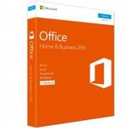 LICENCA OFFICE HOME E BUSINESS 2016 FPP T5D-02932 - MICROSOFT