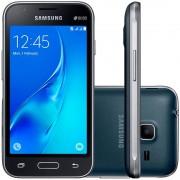 SMARTPHONE GALAXY J1 MINI SM-J105 DUAL CHIP ANDROID 5.1 3G WI-FI CÂMERA 5MP PRETO - SAMSUNG