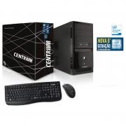 COMPUTADOR INTEL FASTLINE 6100 CORE I3 6100 3.7GHZ 4GB DDR4 500GB LINUX 342688 - CENTRIUM