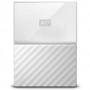 HD EXTERNO 1TB PORTÁTIL MY PASSPORT USB 3.0 WDBYNN0010BWT-WESN BRANCO - WESTERN DIGITAL