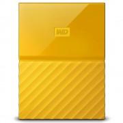 HD EXTERNO 1TB PORTÁTIL MY PASSPORT USB 3.0 WDBYNN0010BYL-WESN AMARELO - WESTERN DIGITAL