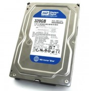 HD 320GB SATA 7200RPM 8MB WD3200AAJS - WESTERN DIGITAL