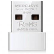 ADAPTADOR USB WIRELESS NANO N150 BRANCO MW150US - MERCUSYS