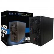 FONTE ATX 350W BLU350ATX-K - BLUECASE