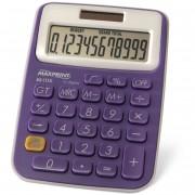 CALCULADORA DE MESA MX-C125L LILÁS 75465-1 - MAXPRINT