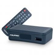 CONVERSOR DIGITAL FULL HD GRAVADOR MODELO DTV-4000 PRETO - AQUÁRIO