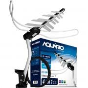 ANTENA EXTERNA DIGITAL VHF/UHF-HDTV COM CABO DTV-3000 - AQUÁRIO