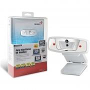 WEBCAM LIGHTCAM 1020 720P HD USB COM MICROFONE 32200204101 BRANCA - GENIUS
