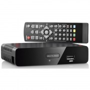 CONVERSOR E GRAVADOR DE TV DIGITAL HD PRETO RE207 - MULTILASER