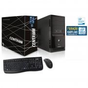 COMPUTADOR FASTLINE 7100 INTEL CORE I3 7100 3.9GHZ 4GB DDR4 HD 500GB LINUX - CENTRIUM