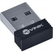 ADAPTADOR WIRELESS NANO WNA150 USB 150MBPS 2.4GHZ 23461 - VINIK