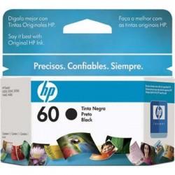 CARTUCHO HP 60 CC640WB PRETO - HP