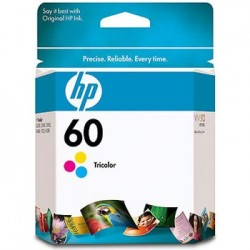 CARTUCHO HP 60 CC643WB COLOR - HP