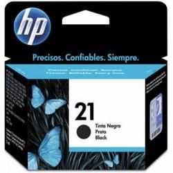 CARTUCHO HP 21 C9351AB PRETO - HP