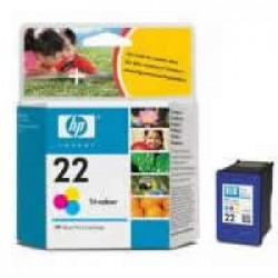 CARTUCHO HP 22 C9352AB COLOR - HP