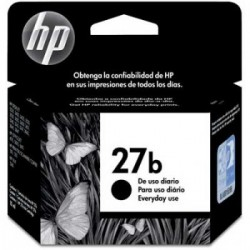 CARTUCHO HP 27B EVERY DAY C8727BB PRETO - HP