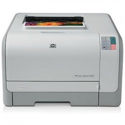 IMPRESSORA LASER COLOR CP1215 - HP