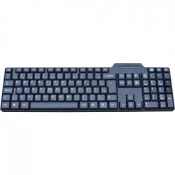 TECLADO USB PRETO 0014 - BRIGHT