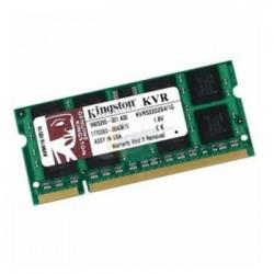 MEMÓRIA PARA NOTEBOOK 2GB DDR2 667 KVR667D2S5/2G - KINGSTON